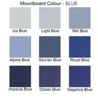 A6 - Light Blue - Ref C245